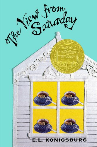 9780689809934: The View From Saturday (Newbery Medal Book)