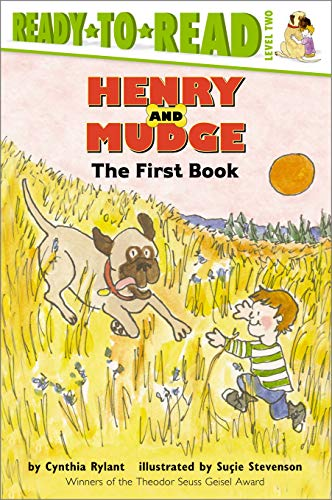 9780689810053: Henry And Mudge First Book