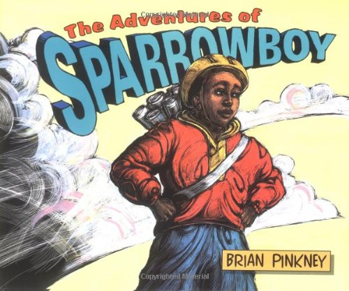 The Adventures of Sparrowboy: Pinkney, Brian