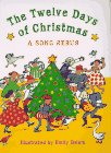The Twelve Days of Christmas: A Song Rebus (0689811012) by Bolam, Emily