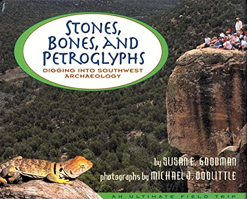 9780689811210: Stones, Bones and Petroglyphs: Digging into Southwest Archaeology