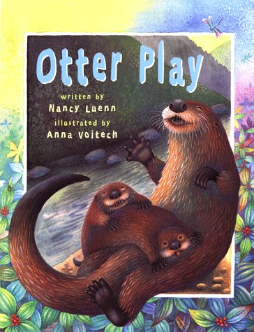 Otter Play (0689811268) by Nancy Luenn