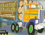 9780689811487: Tractor-Trailer (Truckin' Board Books)