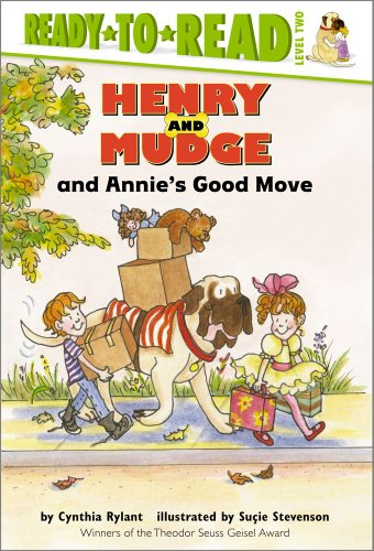 9780689811746: Henry and Mudge and Annies Good Move Ready to Read