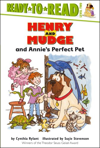 9780689811777: Henry and Mudge and Annie's Perfect Pet (Henry & Mudge)