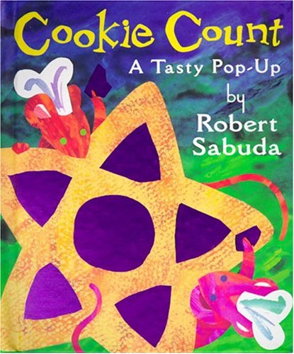 9780689811913: Cookie Count: A Tasty Pop-Up