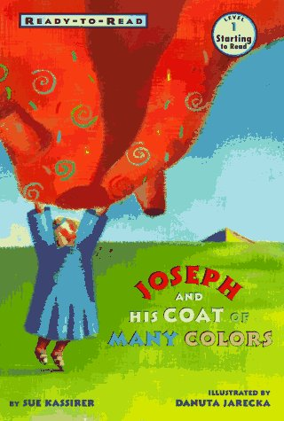 Joseph and His Coat of Many Colors: Sue Kassirer