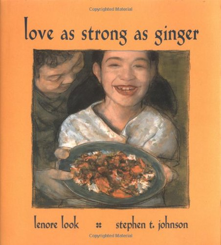 9780689812484: Love As Strong As Ginger