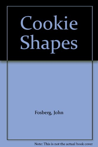 9780689812880: Cookie Shapes