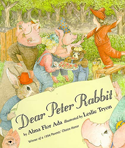 Dear Peter Rabbit (Paperback)