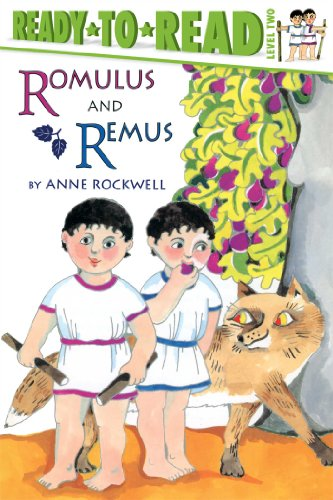 9780689812903: Romulus and Remus (Ready-to-Reads)