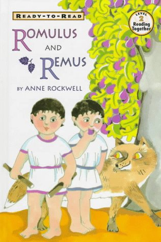 9780689812910: Romulus and Remus (Ready to Read)