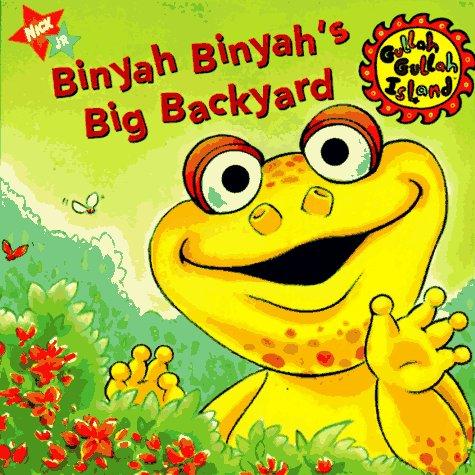 9780689813009: Binyah Binyah's Big Backyard (Gullah Gullah Island Board Book)