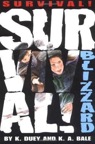 9780689813092: Blizzard (Survival! Series Book 3)