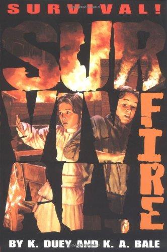 9780689813108: SURVIVAL! Fire (Chicago, 1871)
