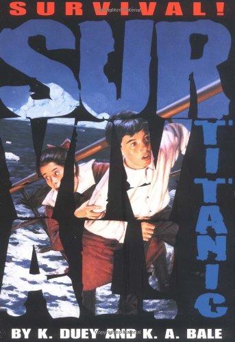 9780689813115: Titanic (Survival! Series, Book 1)