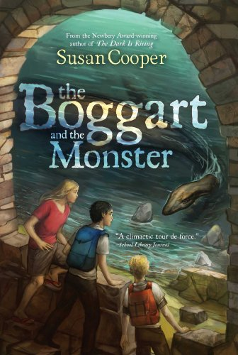 9780689813306: The Boggart and the Monster