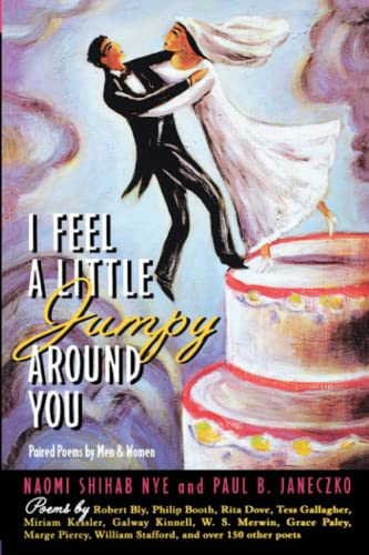 9780689813412: I Feel a Little Jumpy Around You : A Book of Her Poems & His Poems Collected in Pairs