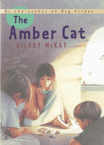 9780689813603: The Amber Cat
