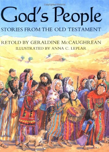 9780689813665: God's People: Stories from the Old Testament