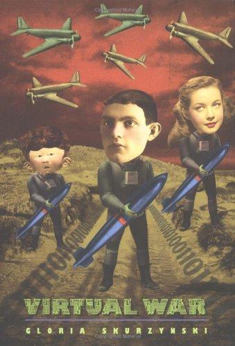 9780689813740: Virtual War