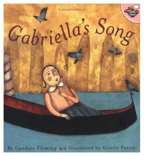 9780689813924: Gabriella's Song