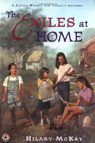The Exiles At Home (Little Women for: Hilary McKay