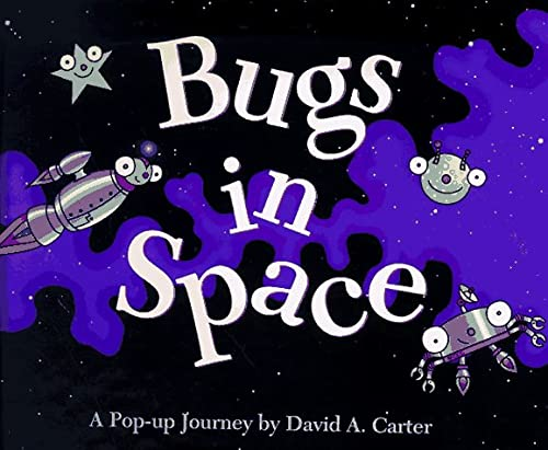 9780689814303: Bugs in Space: A Pop Up Journey's Book (Bugs in a Box Books)