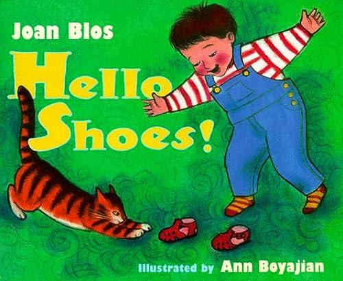9780689814419: Hello, Shoes!