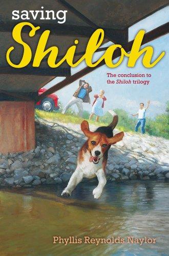 9780689814600: Saving Shiloh (Shiloh Quartet)