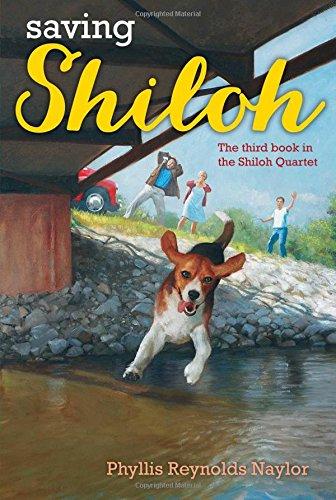 9780689814617: Saving Shiloh (Shiloh Quartet)