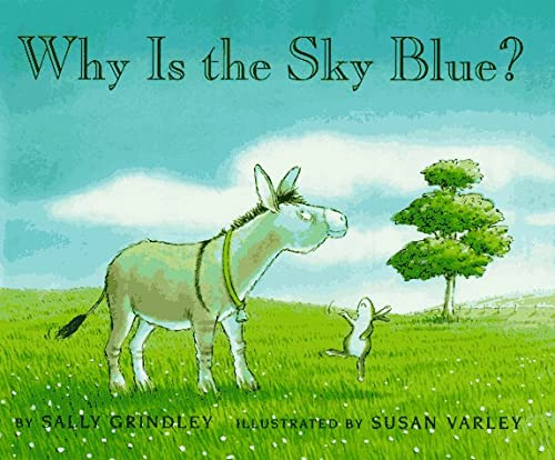 9780689814860: Why Is the Sky Blue?