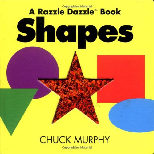 9780689815003: Razzle Dazzle Shapes