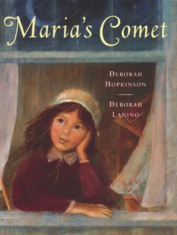 9780689815010: Maria's Comet