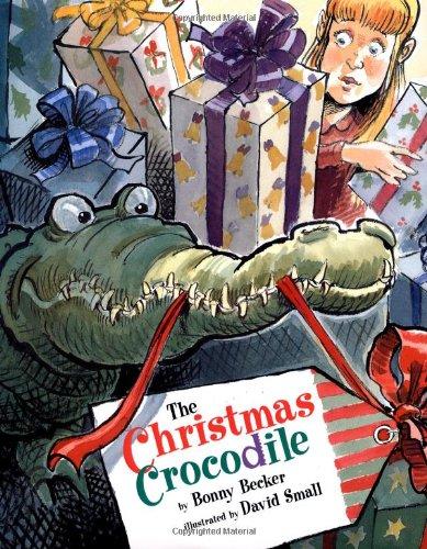 9780689815034: The Christmas Crocodile