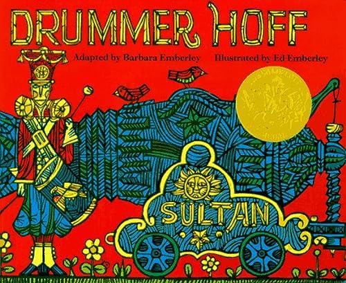 9780689815096: Drummer Hoff Board Book