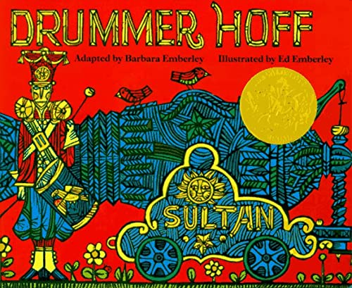 9780689815096: Drummer Hoff Board Book