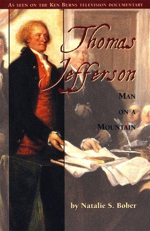 9780689815232: Thomas Jefferson: Man on a Mountain