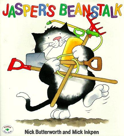 9780689815409: Jaspers Beanstalk (Aladdin Picture Books)