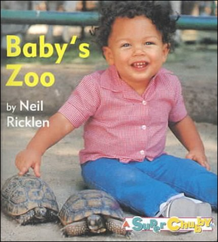 9780689815478: Baby's Zoo (Super Chubby)