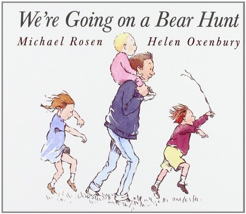 9780689815812: We're Going on a Bear Hunt (Classic Board Books)