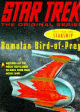 9780689815911: RomulanT Bird-of-Prey (Star Trek (Unnumbered Hardcover))