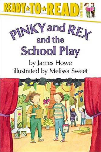 9780689817045: Ready To Read Pinky And Rex And The School Play