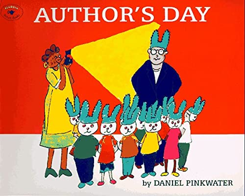 9780689817052: AUTHORS DAY (Aladdin Picture Books)