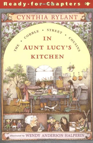 9780689817083: In Aunt Lucy's Kitchen (Cobble Street Cousins)