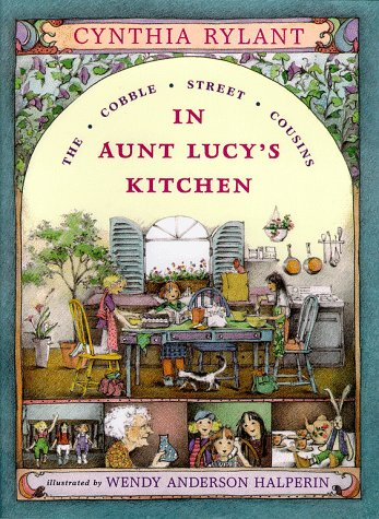 9780689817113: In Aunt Lucy's Kitchen (The Cobble Street Cousins, Book 1)