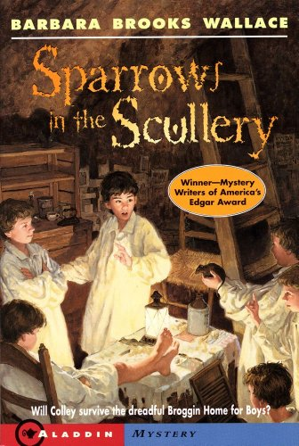 9780689817182: Sparrows in the Scullery