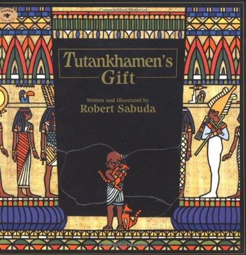 9780689817304: Tutankhamen's Gift