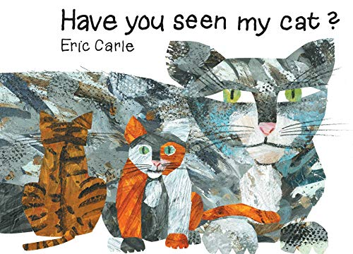 have you seen my cat eric carle pdf