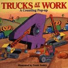 9780689817366: Trucks at Work: A Counting Pop-Up